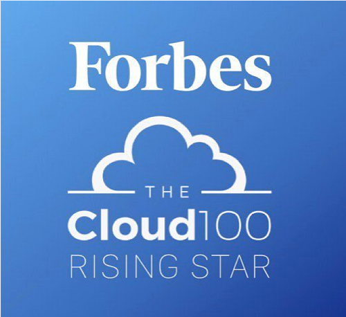 Forbes Cloud 100 Rising Star Awards 2019