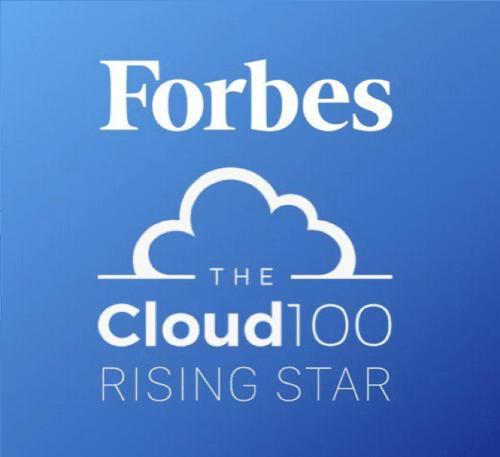 Forbes Cloud 100 Rising Star Awards 2019