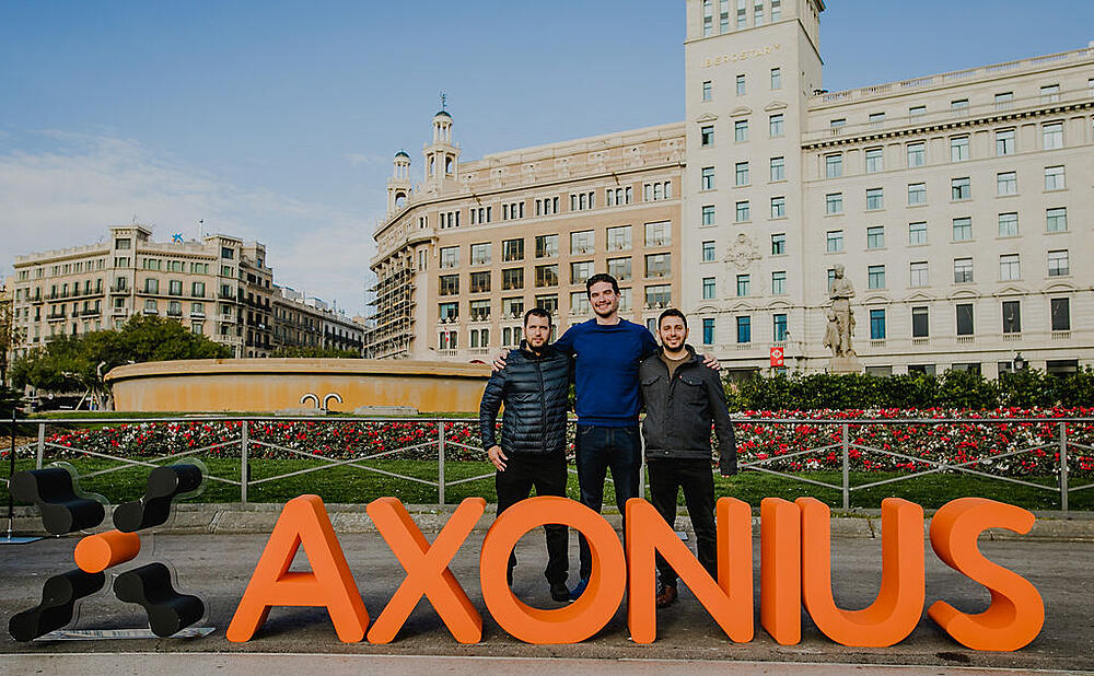 Axonius Co-Founders January 2020