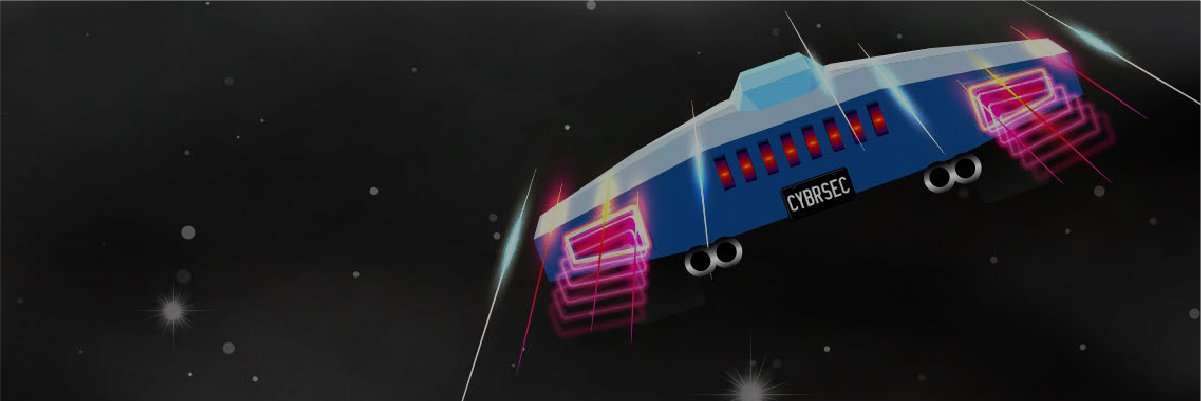 Back to the Cyber Future Banner
