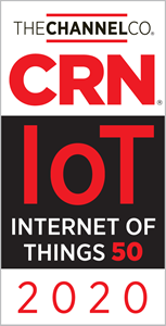 CRN IoT 50 Awards 2020