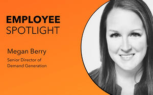 Social Graphic - Employee Spotlight -  Megan Berry- Blog Image