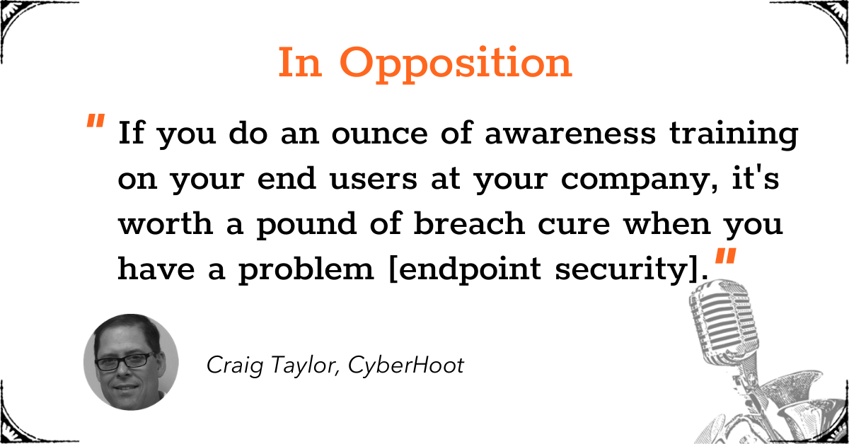TGD Endpoint Protection - In Opposition - Craig