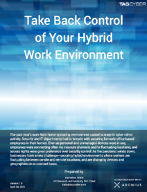 Take Back Control of Your Hybrid Work Environment WP Thumbnail