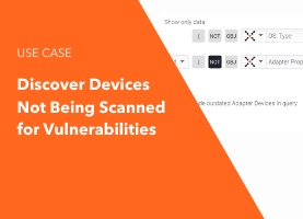 Use Case - Discover Devices Not Scanned Vulnerabilities - Card thumbnail 277x200