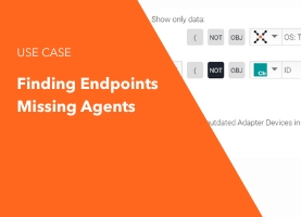 Use Case - Finding Enpoints Missing Agents - Card thumbnail 277x200
