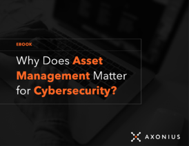 Why Does Asset Management Matter for Cybersecurity Ebook